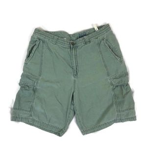 Tommy Bahama Relax Men's Green Cargo Short Size 36